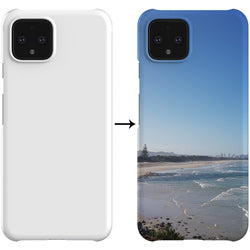 Design your own Matte Snap-on Google Cases