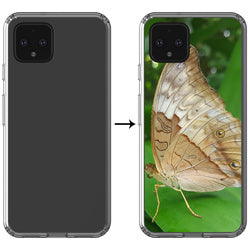 Design your own Thin Clear Protective Google Cases