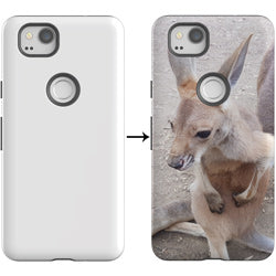 Design your own Matte Protective Armour Google Cases