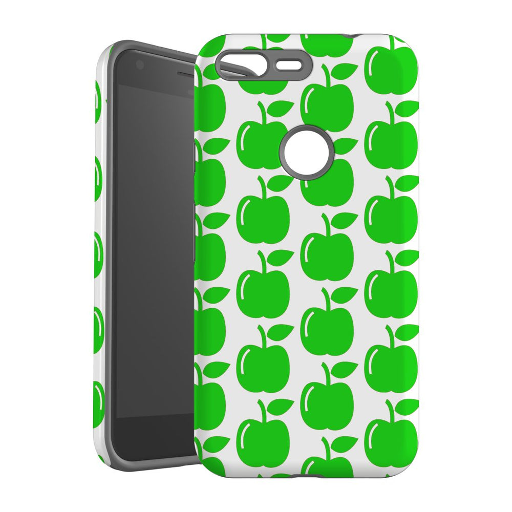For Google Pixel 1 XL Protective Case, Apple Pattern