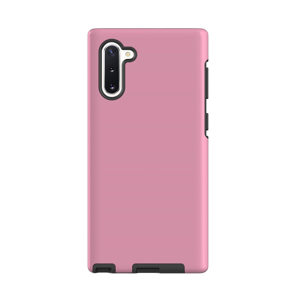 Samsung Galaxy Note 10 Case, Armour Tough Protective Cover, Pink