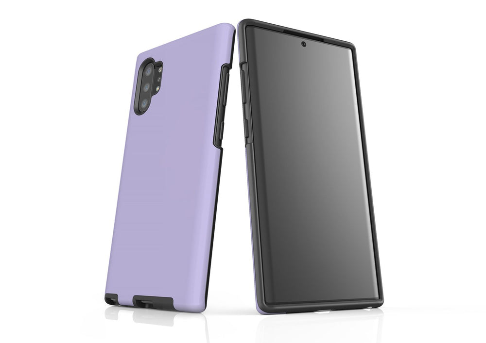 Solid Lavender - Samsung Galaxy Note 10+ Plus Tough Case In Matte