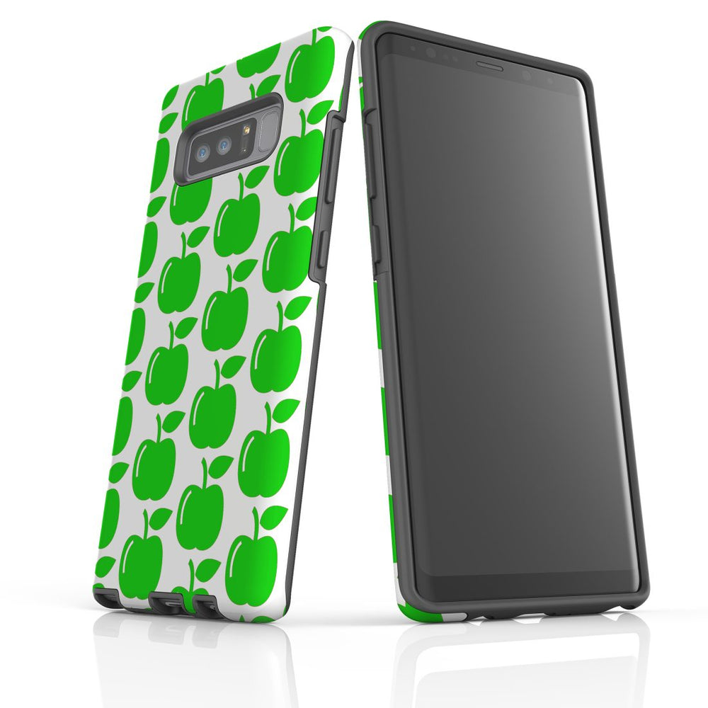 For Samsung Galaxy Note 8 Protective Case, Apple Pattern