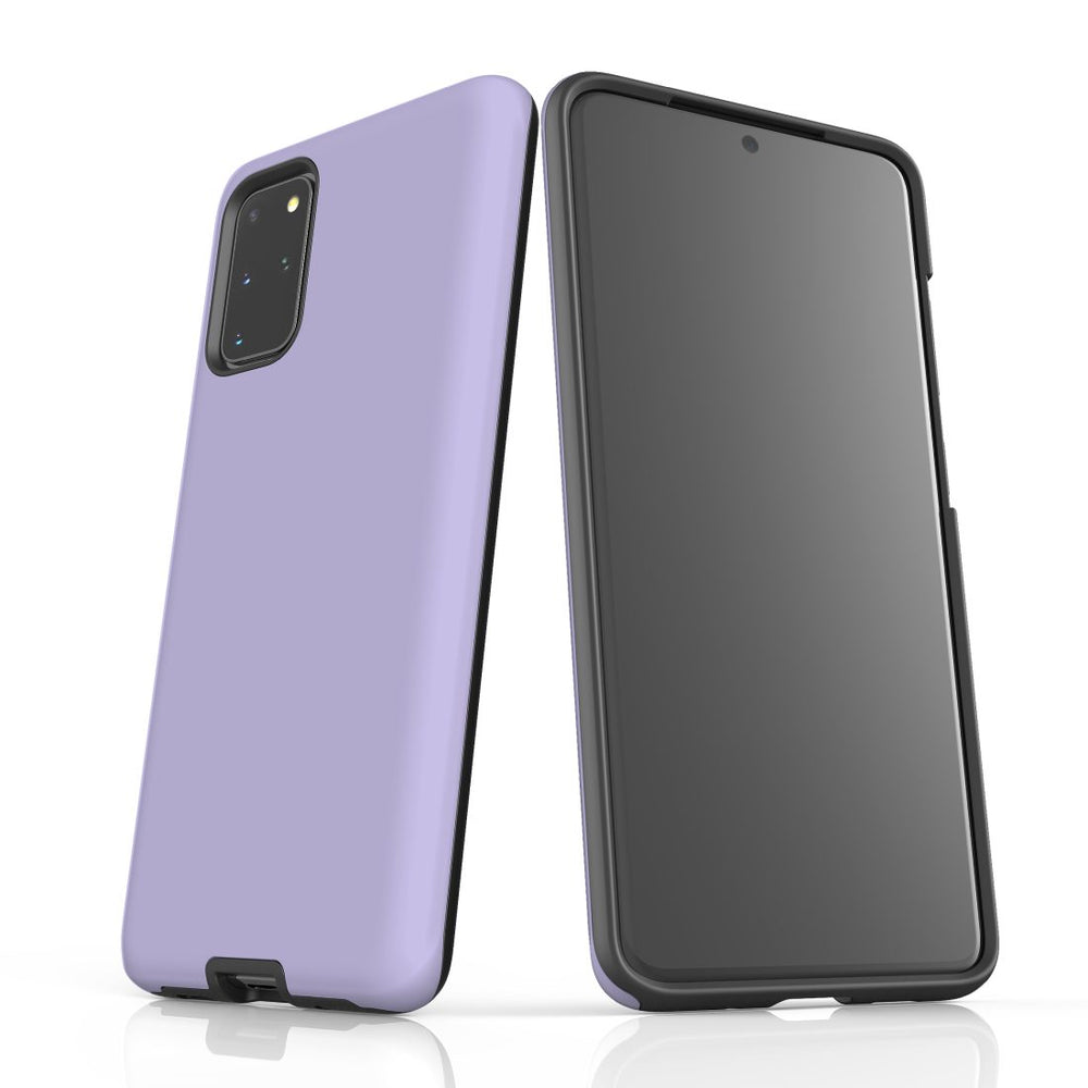Samsung Galaxy S20+ Plus Case, Armour Tough Protective Cover, Lavender