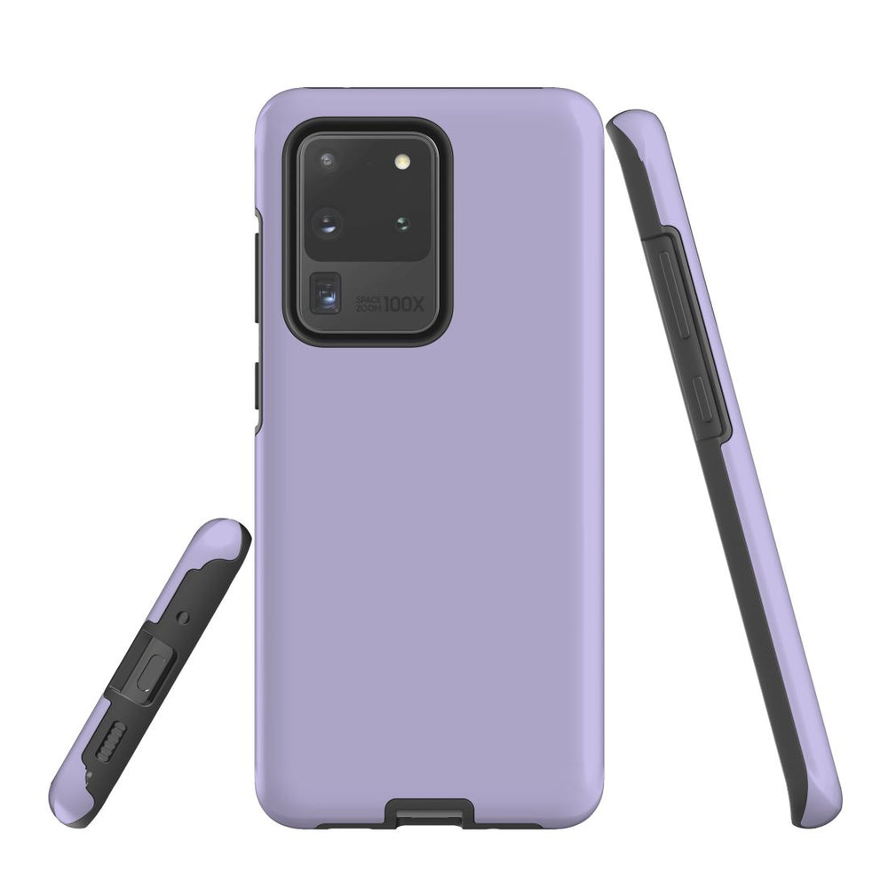 Samsung Galaxy S20 Ultra Case, Armour Tough Protective Cover, Lavender