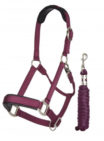 Halters, Lead Ropes