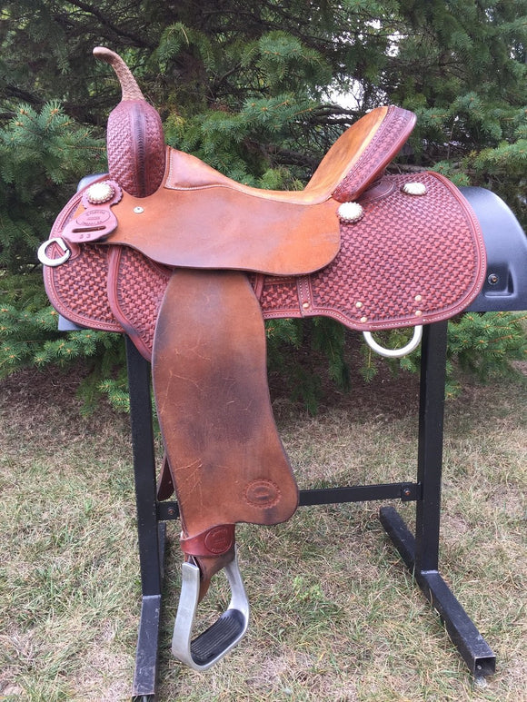 Used Caldwell saddle