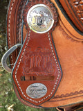 13 inch Molly Powell Cinch Strap Keeper