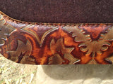 5 Star Saddle Pad dark chocolate 7/8 inch Chocolate Laredo wear leathers