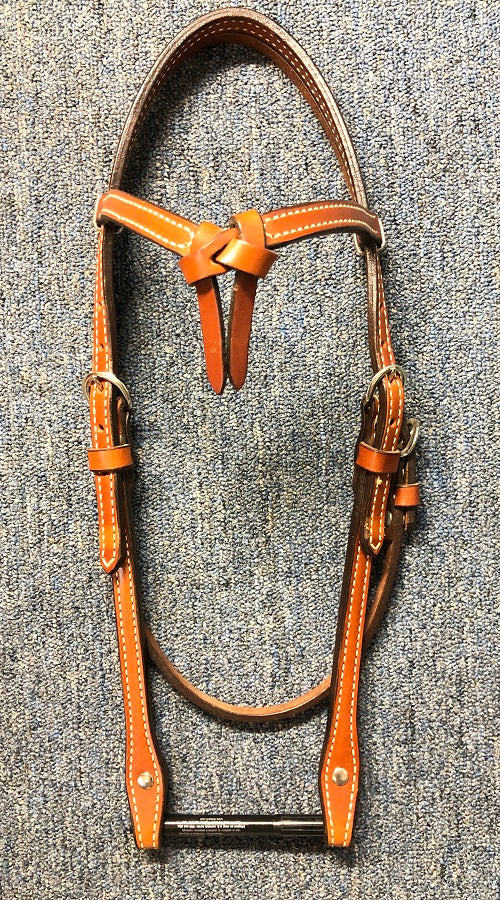 Big Horn Futurity Knot Headstall