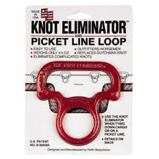 Knot Eliminator Picket Line Loop