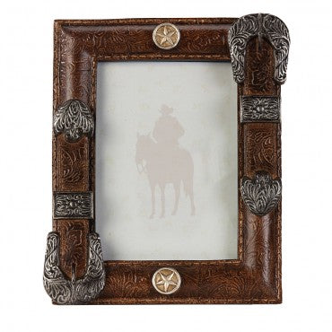 Montana Silversmiths Belt Photo Frame PH61