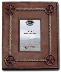 Montana Silversmiths Stars Rope Photo Frame PF105