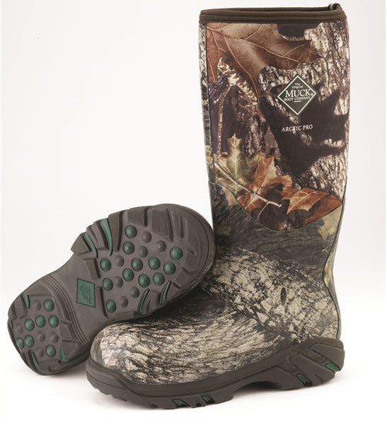 Muck Boot Arctic Pro Mossy Oak Snow Boot