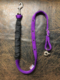 Bungee Tie Down Strap Purple