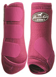 Professional Choice VenTECH Elite Sports Medicine Boots Wine