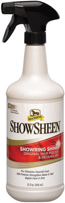 ShowSheen Hair Polish & Detangler 32 oz sprayer