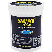 Farnam Swat Fly Repellent Ointment Clear 7 oz