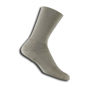Thorlos Crew Walking Socks Khaki WX-11