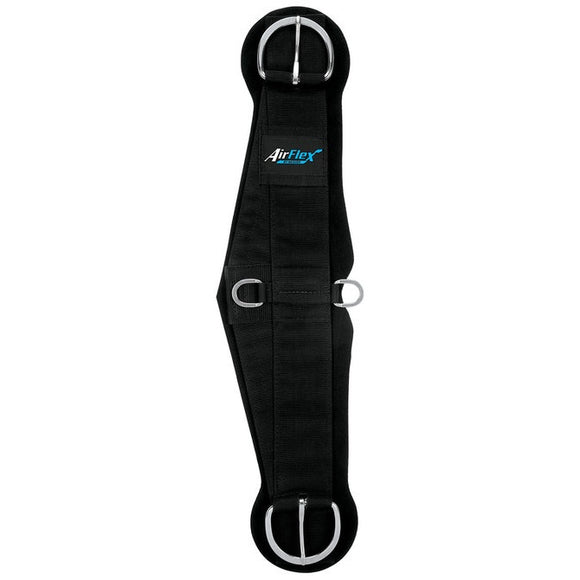 Weaver Roper Style Airflex Cinch with Flat Buckles 35-2471