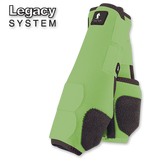 Classic Equine Legacy Horse Boots Lime Green