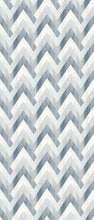 Load image into Gallery viewer, STONE TEXTILE CHEVRON