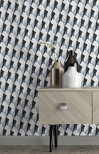 Load image into Gallery viewer, STONE TEXTILE HOUNDSTOOTH
