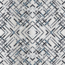 Load image into Gallery viewer, STONE TEXTILE MIRRORED WEAVE