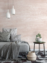 Load image into Gallery viewer, TERRAZZO BLUSH CUSTOM MURAL (SAMPLE ONLY)