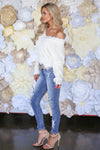 KAN CAN Got It All Distressed Jeans - Light Wash skinny jeans, Closet Candy Boutique 6