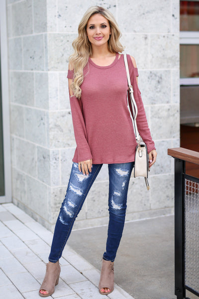 KAN CAN Distressed Skinny Jeans - Alexa Wash distressed mid-rise skinny jeans, outfit, Closet Candy Boutique