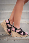 Best of You Wedges - Black