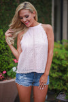 Closet Candy Boutique, trendy women's tops, spring tops, summer outfit, summer style, front