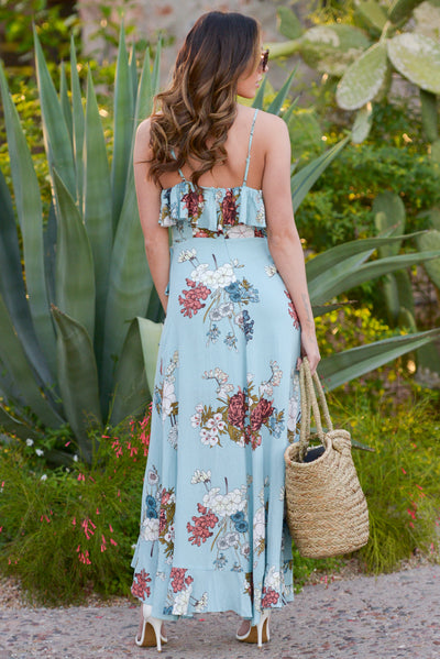 Dancing in the Desert Dress - Mint