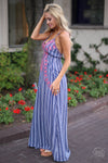 Closet Candy Boutique - Not Like the Rest Maxi Dress, trendy embroidered dress for spring and summer outfit, side