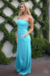 Beat of My Heart Maxi Dress - Jade - Cute Dress by Closet Candy Boutique