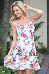 Be Happy Dress - Ivory