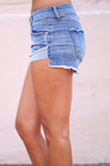 Closet Candy Boutique - cute casual denim cutoff shorts