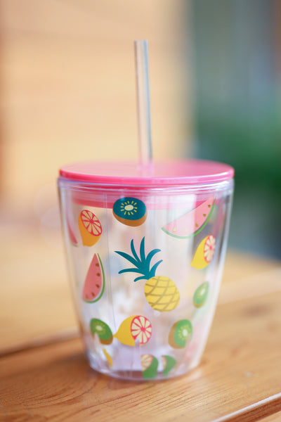 Something Sweet Tumbler summer printed tumbler closet candy boutique