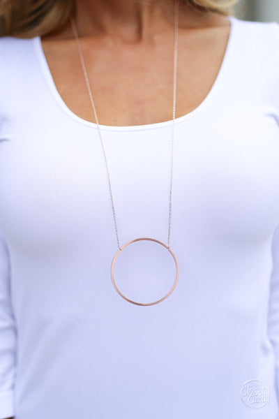 Circle of Love Necklaces