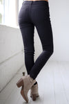 Chic & Sleek Pants - Black skinny pants, back, Closet Candy Boutique 4