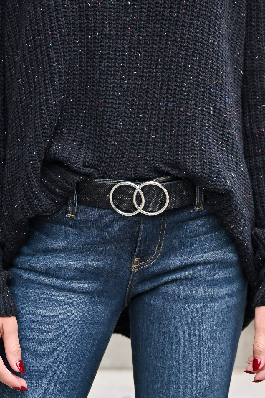 Play It Cool Belt - Black