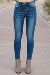 SPECIAL A Marissa Jeans - Medium Wash closet candy womens non distressed denim 5