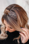 Indecisive Headband - Mocha & Leopard closet candy women's accessories 3