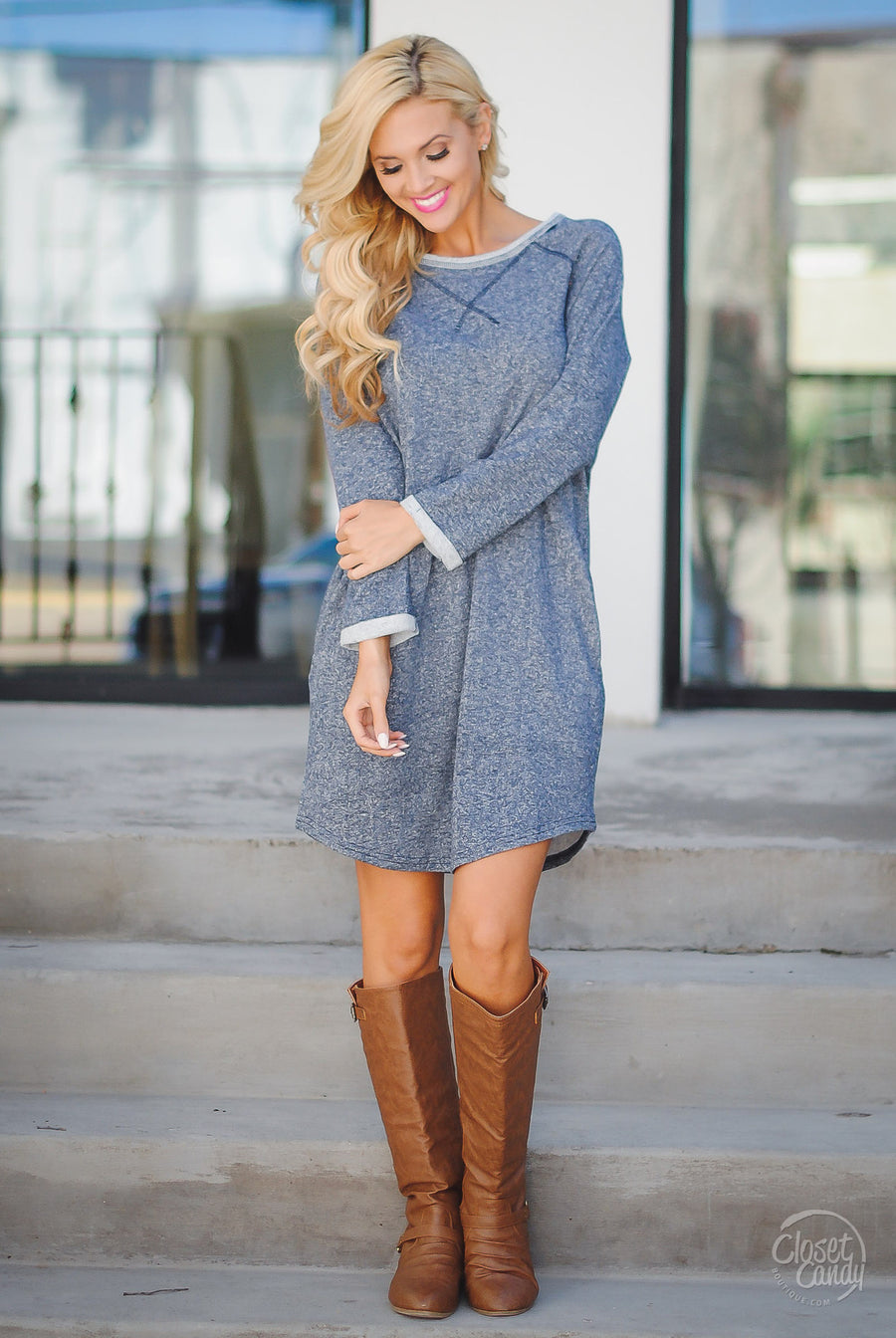 Never Forget It Tunic Dresses