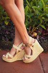 MIA Over the Moon Wedges - Natural