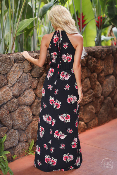 The Little Things in Life Maxi Dress