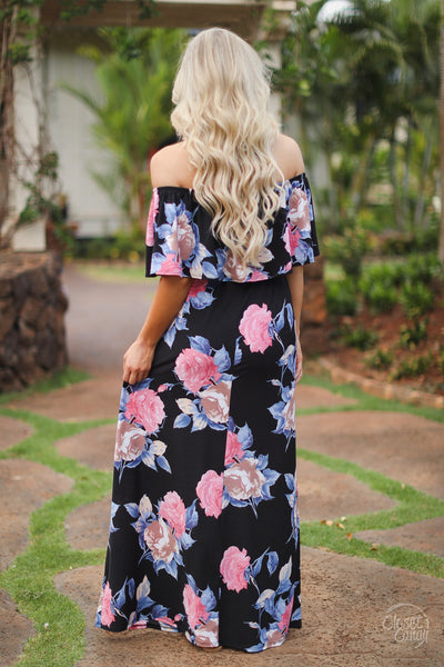 Beauty In Every Day Dress - Black