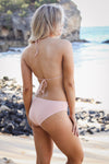 By the Shore Bikini Bottoms - Blush