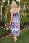 Derby Days Dress - Purple